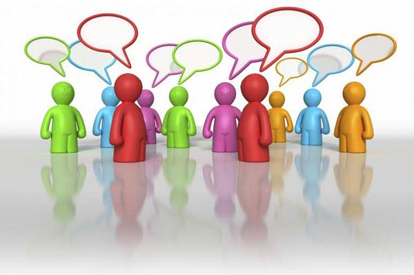 با مخاطبان کانال خود در تعامل باشید