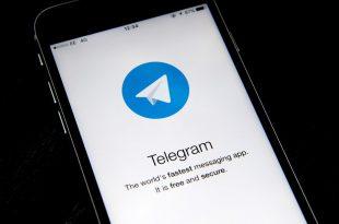 تلگرام. لاین استور۳