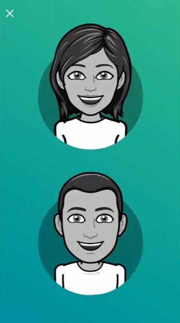 ساخت استیکر از چهره خودمان
