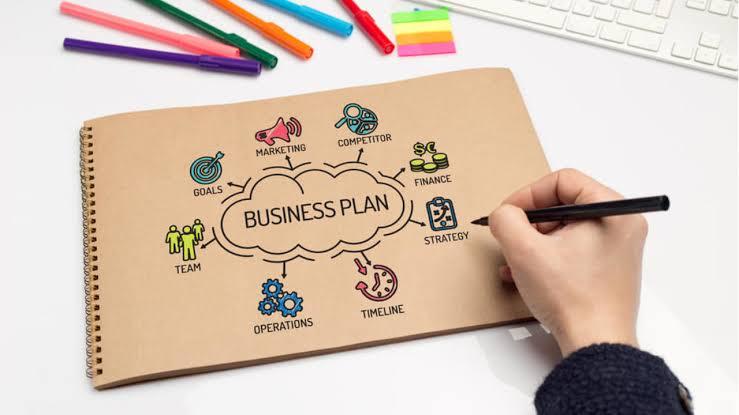 بیزنس پلن Business plan 2