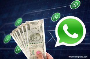 قابلیت پرداخت در پیام رسان واتساپ