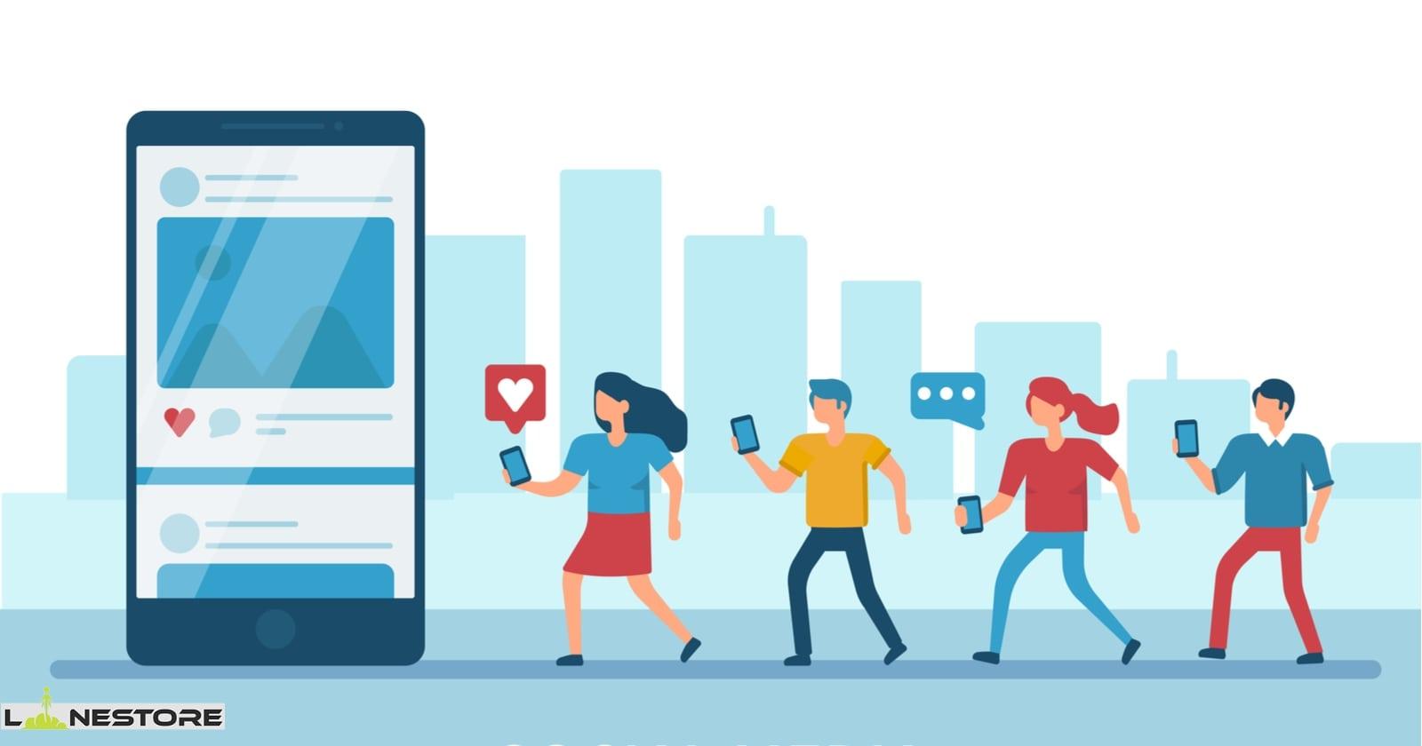 چرا شبکه های اجتماعی تا این اندازه اهمیت پیدا کرده اند؟