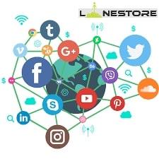 ارائه خدمات در شبکه های اجتماعی مثل خرید ممبر تلگرام